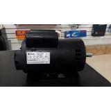 Motor Elétrico Monofásico 2cv + Polia Para Betoneira