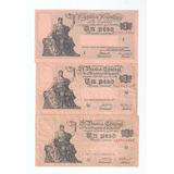 Billete Antiguo Un Peso Banco Central El Valor Es Por Unidad