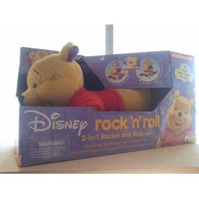 Mecedor Peluche Winnie Pooh- Con Música- Original Disney-