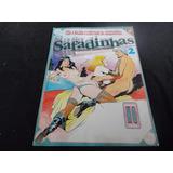 Revista Safadinhas 2 Hq Onix Quadrinhos Eroticos