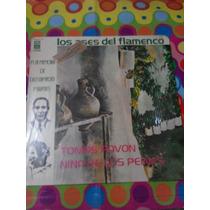 Los Ases Del Flamenco Lp Niña De Los Peines