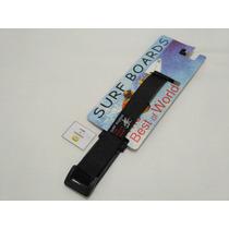 Pulseira Velcro Para Relógios Surf C/ Borracha.