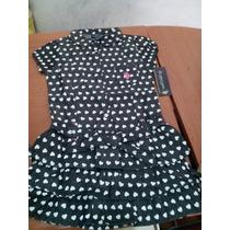 Vestidos Y Conjuntos De Minnie Us Polo Disney Original