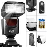Flash Altura Photo Ap-unv1 Canon Nikon Sony Panasonic Pentax