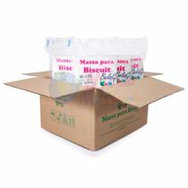 Massa De Biscuit Belagi - Natural - Caixa 12kg