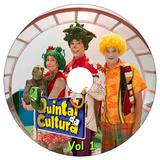 5 Dvds - Quintal Cultura Dudu Dada Sons - Frete Grátis!