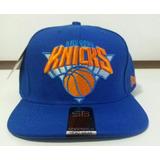 Boné New York Knicks Aba Reta - Bordado Promoção