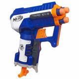 Lançador Novo Lacrado Nerf N-strike Elite Triad Ex-3 Hasbro