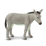 Burro Réplica Granja Animales Safari Ltd - Giro Didáctico