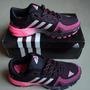 Kp3 Zapatos Adidas Marathon Tr 21 Fucsia Solo Disponible 36