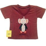 Camisa Infantil Preço De Custo