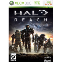 Halo Reach Juego Xbox 360 One