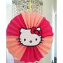 Adorno Colgante De Hello Kitty Cotillón Cumpleaños Infantil