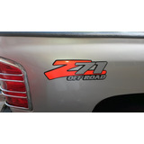 Kit De Calcomanías Z-71 Para Tu Camioneta Gm