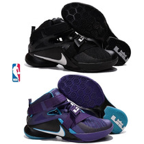 Zapatos Botas Nike Lebron Soldiers Ix 9 Hombre Tenis Air Max