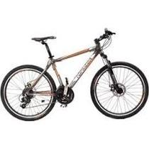 Bicicleta Mountain Mega 26 Aluminio Susp Shimano Disco Trp