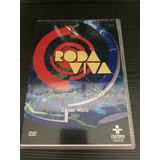 Dvd Roda Viva César Maia 2005 Raro Impecável $ 59,00!!!!!