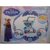 Carrito De Supermercado De Disney Frozen 2 En 1