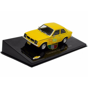 Chevette Sl 1979 1:43 Chevrolet Collection
