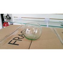 Pecera De Cristal # 4 Caja 24 Piezas (10.3cmx7.5cm C/u)