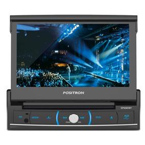 Dvd Auto Pósitron Sp6320bt Usb Sd Aux Bluetooth Mp3 Tela 7
