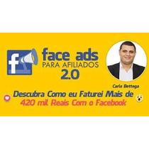 Aprenda Vender No Facebook Com Facebook Ads P/ Afiliados 2,0