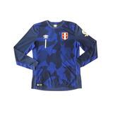 Camiseta De Arquero Selección Peruana Umbro Original New
