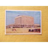 764-postal Punta Del Este, Uruguay. Hotel Nogaro