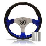 Volante Python Azul Peugeot 106 206 306 93/03 206 207 04/10