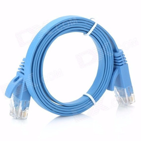 Cable De Red 1 Metro Categoría Cat6 Utp Rj45 Ethernet Plano