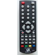 Controle Remoto Receptor Digital Imagevox Sky-7024 - 02 Peça