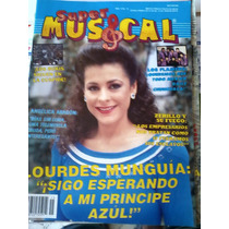 Revista Super Musical - Lourdes Munguia / Rebecca De Alba