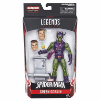 Duende Verde - Marvel Legends Green Goblin 2017 Brinquetoys