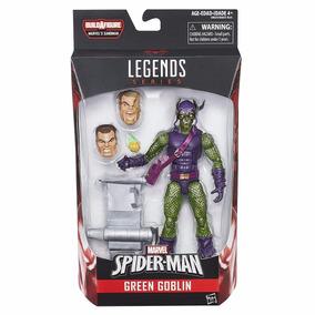 Duende Verde - Marvel Legends Green Goblin 2017 Brinquetoys