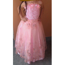 Vestido De Reina (hermoso)