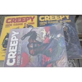 Creepy Contos Clássicos De Terror Completo