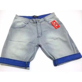 Bermuda Jeans Masculina Barata Varias Marcas Kit 5 Peças