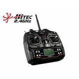 Radio Hitec Optic 6 Sport - 6 Canal 2.4ghz Computador