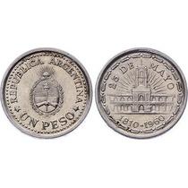 1 Peso Conmemorativa 1960 Km# 58