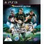 Rugby Challenge 3 - Ps3 - Mercadolider Easy Games