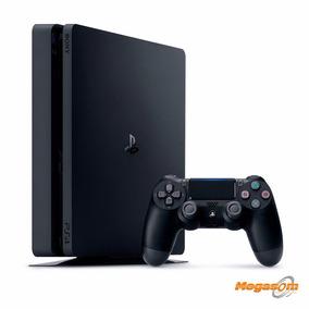 Ps4 500gb Slim Playstation 4 Play 4 Sony - Novo Modelo Slim