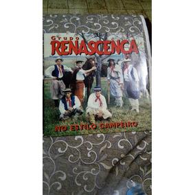 Lp/vinil- Grupo Renascença- No Estilo Campeiro- 1995