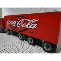 Show Scania Bitruck Bitrem Carreta Bau Coca Cola Vanderleia