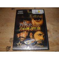 El Tunco Maclovio Dvd Pelicula Mario Almada Tekila Films Usa