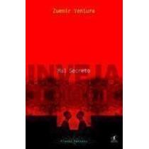 Livro Mal Secreto- Inveja Zuenir Ventura