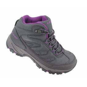 Zapatillas Botin Hi Tec Trekking Outdoor Waterproof Montaña