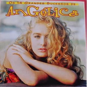 Cd Angelica - Os 14 Grandes Sucessos (95386)