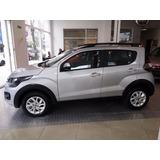 Fiat Mobi Way Anticipo 36 Mil O Tu Usado Uno Clio Gol Up