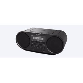 Radiograbadora Sony Boombox Cd Bluetooth Nfc Usb Megabass