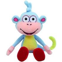 Mono De Ty Beanie Bebé Botas Dora
